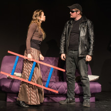 Weronika Kamola-Uberman i Ronald A. Evenwood