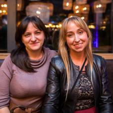 Monika Zdroik i Maria Kreps