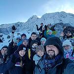 Na Sarniej Skale w Tatrach (wyjazd sylwestrowy)