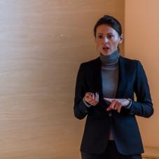 Justyna Komorek / Pani od PR-u