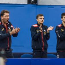 Piotr Szafranek, Jakub Witkowski i Mikhail Paikov
