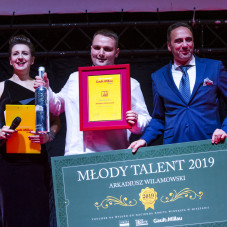 Arkadiusz Wilamowski, Młody Talent