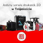 Serwis drukarek 3d -Naprawiamy drukarki 3D
