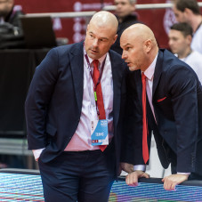 Mike Taylor i Wojciech Kamiński