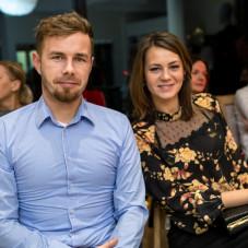 Weronika Albrykowska i Mateusz Żmudziński