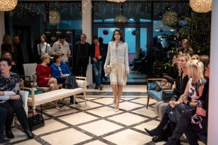 Pokaz mody i koncert w butiku Silk Epoque