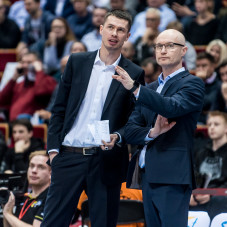 Krzysztof Roszyk i Jukka Toijala