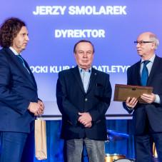 Jacek Karnowski, Jerzy Smolarek i Janusz Lewandowski