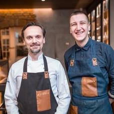 Paweł Wątor i Pavlo Gorianskyi