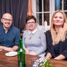 Krzysztof Ilnicki, Bożena Elimer, Sylwia Szidel