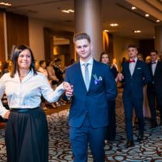 Studniówka XV LO im. Zjednoczonej Europy w Sheraton Sopot Hotel