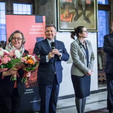 Chris Niedenthal, Aleksandra Dulkiewicz, Waldemar Ossowski