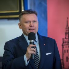 Waldemar Ossowski, dyrektor Muzeum Historycznego Miasta Gdańska
