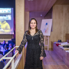 """Małgorzata Bulczak, prezes fundacji """"Ja też""""."""