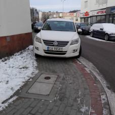 Mistrzyni parkowania w Gdyni Dąbrowa.