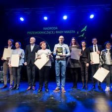 Laureaci nagrody Czas Gdyni
