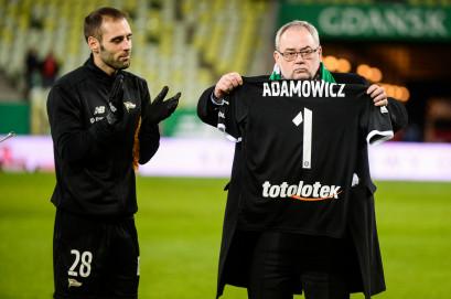 Lechia Gdańsk - Pogoń Szczecin 2:1 na otwarcie rundy wiosennej