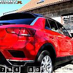 VW T-ROC Bezinwazyjne przyciemnianie szyb.