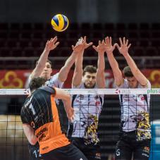 Maciej Muzaj , Piotr Nowakowski i Szymon Jakubiszak