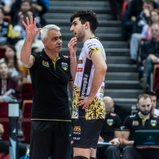 Andrea Anastasi i Marcin Janusz