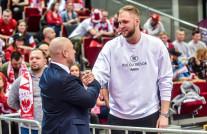 Polacy spokojnie pokonali Holandię. Feta koszykarzy po awansie na mistrzostwa świata