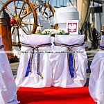 Dekori - Dekoracja i Organizacja Ślubu w Plenerze / Ślub nad Morzem na statku Gdynia Gdańsk Sopot