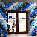 Dekoracje eventowe Gdynia ~ Dekori ~ Bramy balonowe organiczne z balonów ~ Dekoracje balonowe Gdańsk