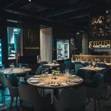 Wnętrze restauracji True