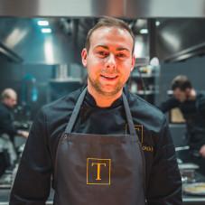 Rafał Kopicki, szef kuchni