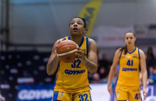 Arka Gdynia - Energa Toruń 70:85. Czwarta porażka z rzędu gdyńskich koszykarek