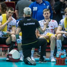 Maciej Muzaj, Michał Kozłowski i Piotr Nowakowski