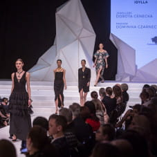 IDYLLA Dorota Cenecka - jewellery Dominika Czarnecka - fashion