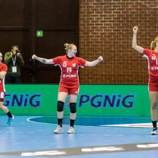 Aneta Łabuda, Aleksandra Stokłosa i Aleksandra Zych