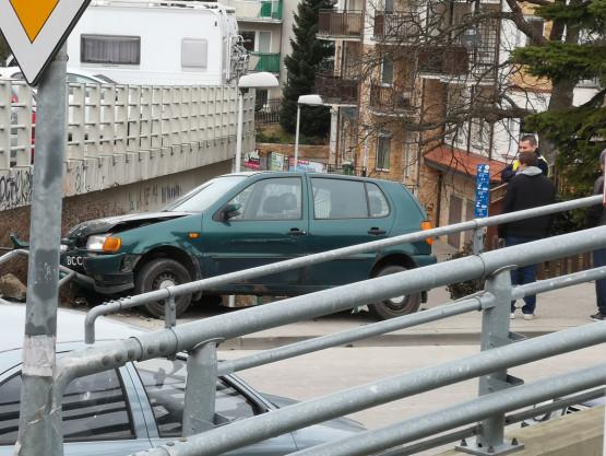 Wypadek na Fikakowie