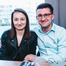 Marta i Damian Jagusz