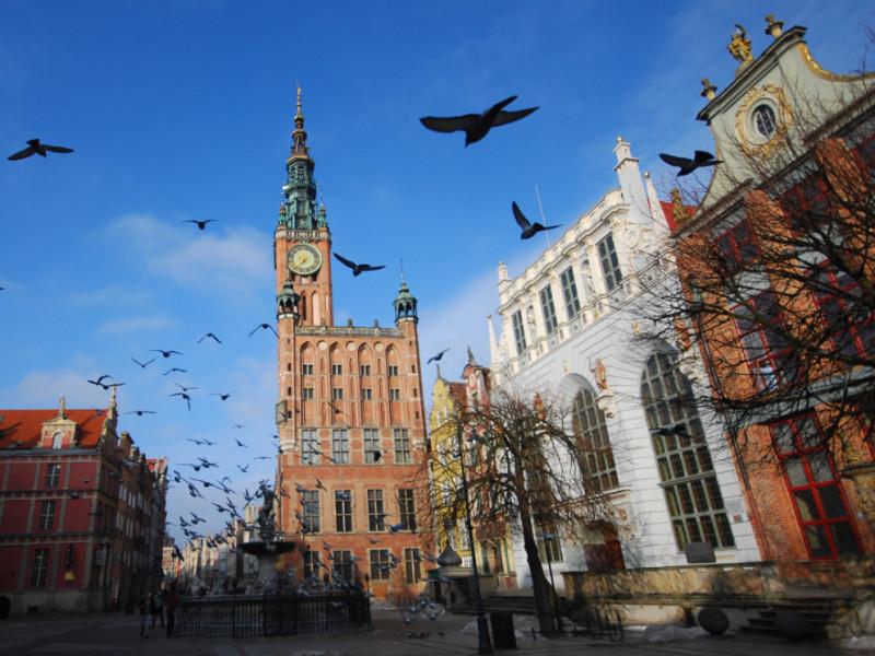 Norwegowie podarowali muzeum unikatowe zdjęcia Gdańska z 1943 r.