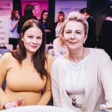 Ania Urbańska i Milena Kurzyńska