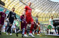 Lechia Gdańsk - Piast Gliwice 0:2. Strata pozycji lidera