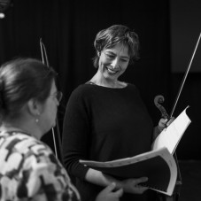 Akademie für Alte Musik Berlin - próba przed koncertem finałowym Actus Humanus