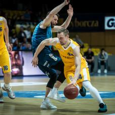 Adam Łapeta, Łukasz Wiśniewski i Deividas Dulkys