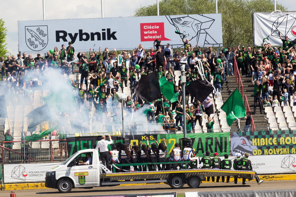 ROW Rybnik - Zdunek Wybrzeże Gdańsk