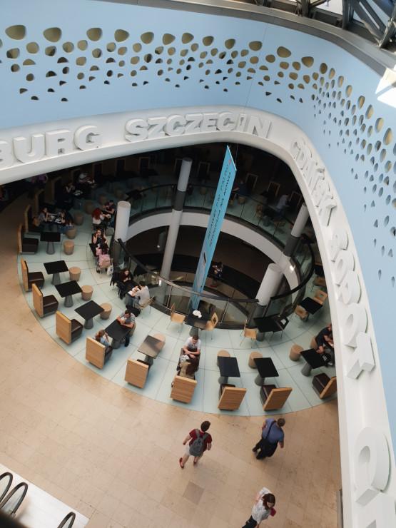 Brak prądu w Galerii Bałtyckiej