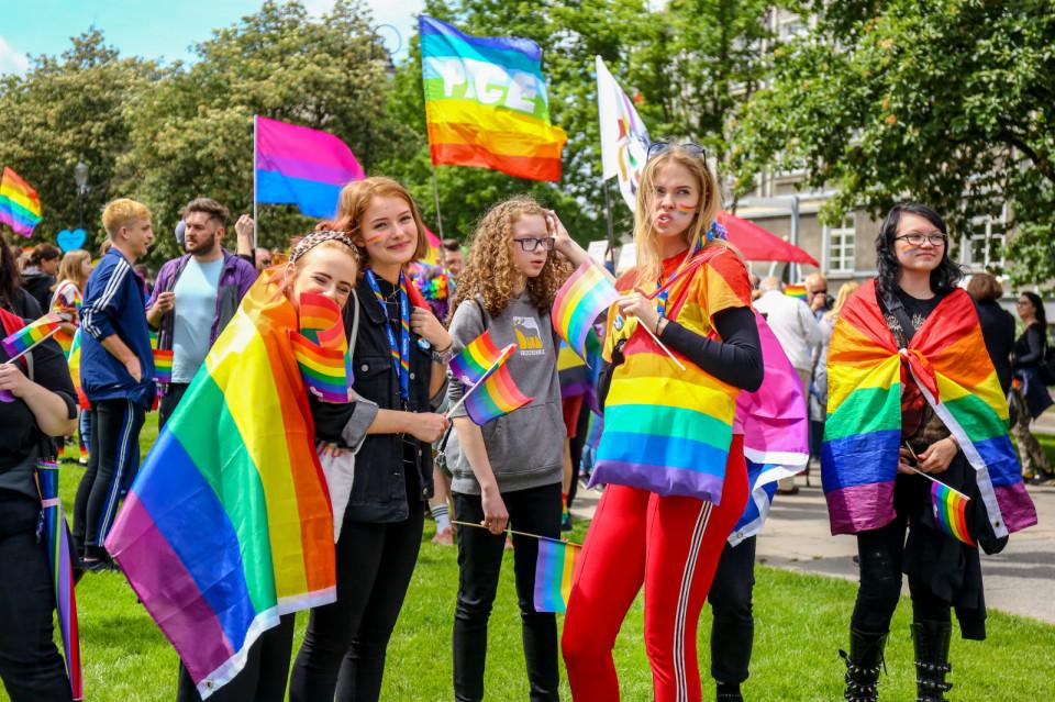 V Trójmiejski Marsz Równości na ulicach Gdańska