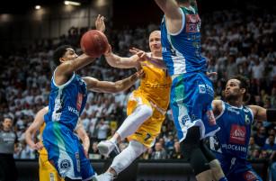 Koszykówka. Arka Gdynia przegrała mecz o finał, zagra o brąz