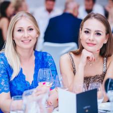 Monika Ptaszyńskia i Sandra Balcerowicz