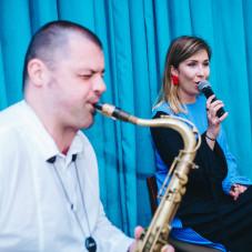 Agata Brenzak i Dariusz Herbasz