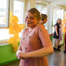 Bal ósmoklasisty w Szkole Postawowej nr 58