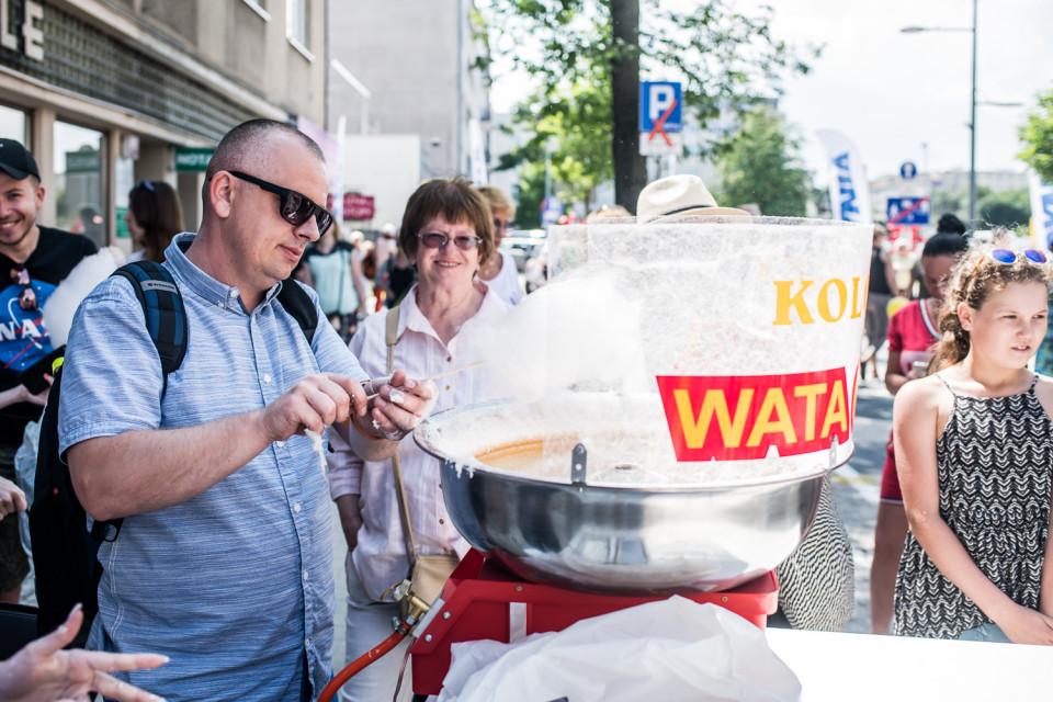 Otwarcie pierwszego woonerfu w Gdyni