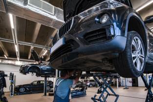 Nowe salony BMW i Volkswagena już otwarte
