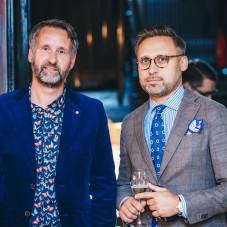 Michał Stankiewicz i Marcin Suchocki